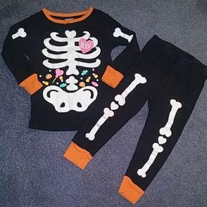 Carter's Halloween Pajama Set